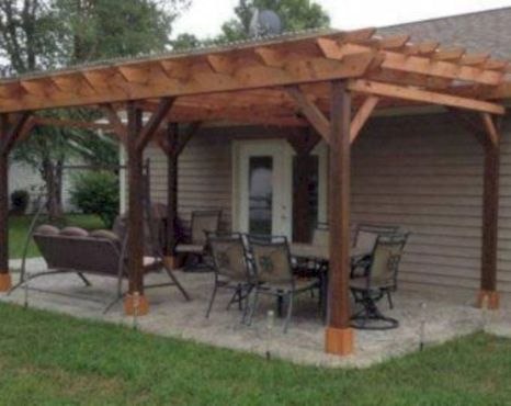 Unordinary patio designs ideas 20