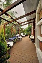 Unordinary patio designs ideas 42