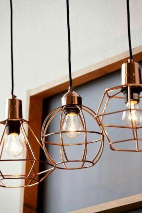 Unusual copper light designs ideas 05