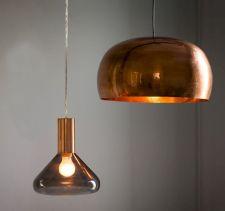 Unusual copper light designs ideas 07