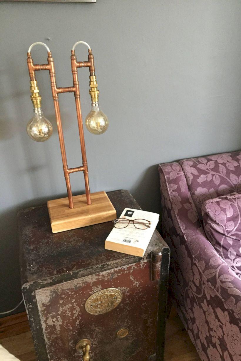 Unusual copper light designs ideas 10