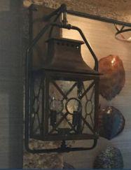 Unusual copper light designs ideas 24