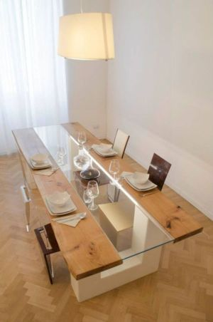 Adorable dining room tables contemporary design ideas 07