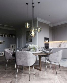 Adorable dining room tables contemporary design ideas 19