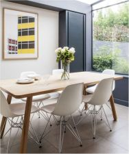 Adorable dining room tables contemporary design ideas 22