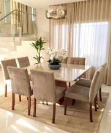 Adorable dining room tables contemporary design ideas 33