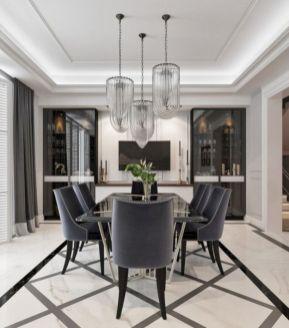 Adorable dining room tables contemporary design ideas 39