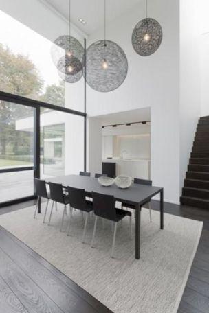 Adorable dining room tables contemporary design ideas 46
