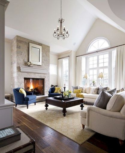 Epic Amazing Living Rooms: 46 Awesome Living Room Paint Ideas By Brown Furniture