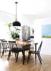 Best scandinavian chairs design ideas for dining room 09