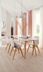 Best scandinavian chairs design ideas for dining room 11