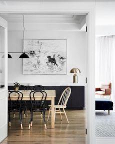 Best scandinavian chairs design ideas for dining room 20