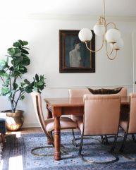 Best scandinavian chairs design ideas for dining room 24