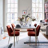 Best scandinavian chairs design ideas for dining room 29