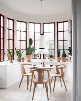 Best scandinavian chairs design ideas for dining room 34