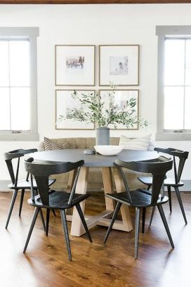 Best scandinavian chairs design ideas for dining room 36