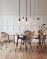 Best scandinavian chairs design ideas for dining room 42