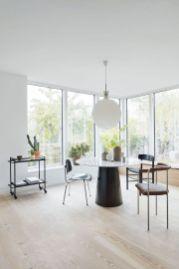Best scandinavian chairs design ideas for dining room 47