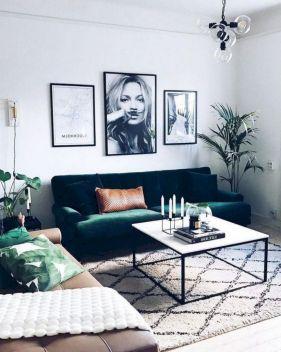Cool diy beautiful apartments design ideas 07