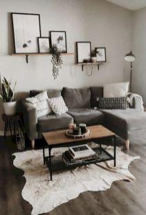 Cool diy beautiful apartments design ideas 25