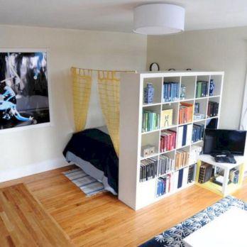 Cool diy beautiful apartments design ideas 31