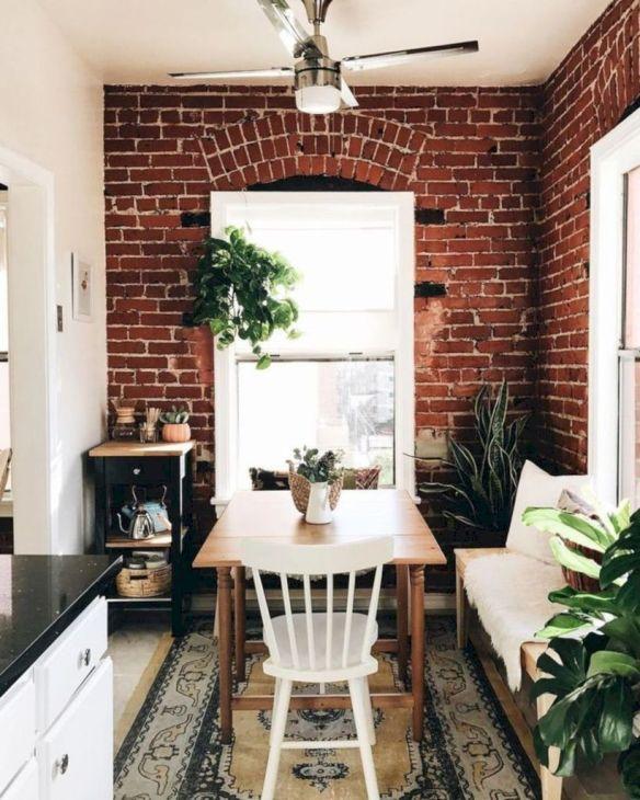 Cool diy beautiful apartments design ideas 40