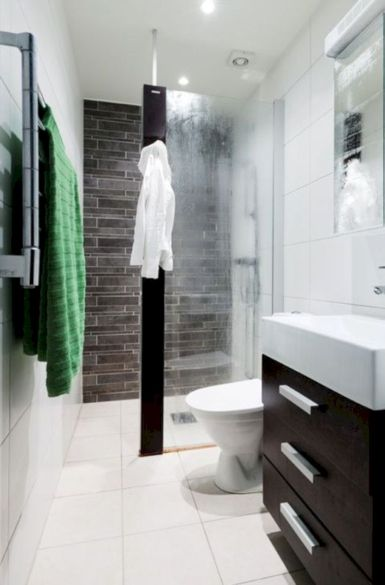 Creative functional bathroom design ideas 28