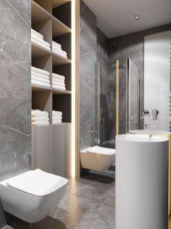 Creative functional bathroom design ideas 31