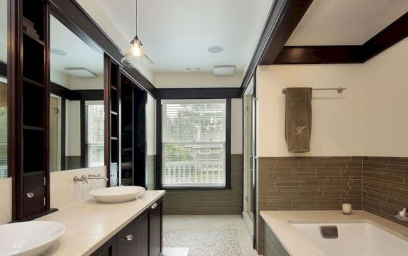 Creative functional bathroom design ideas 32