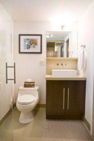 Creative functional bathroom design ideas 34