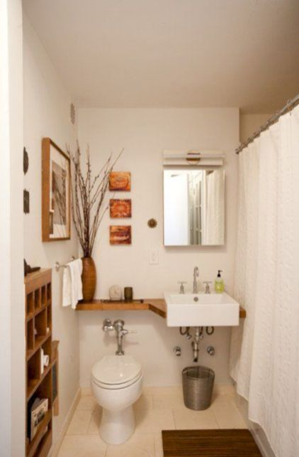 Creative functional bathroom design ideas 39