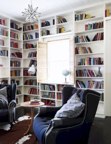 Creative library trends design ideas 36