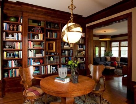 Creative library trends design ideas 40