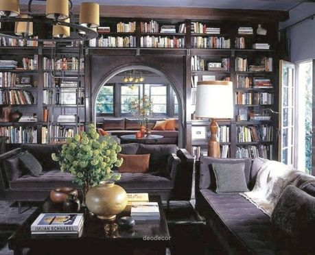 Creative library trends design ideas 43