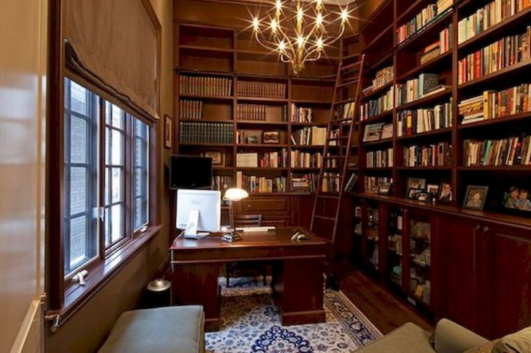Creative library trends design ideas 48