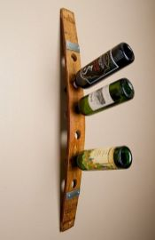 Elegant wine rack design ideas using wood 19