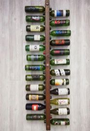 Elegant wine rack design ideas using wood 20