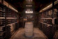 Elegant wine rack design ideas using wood 27