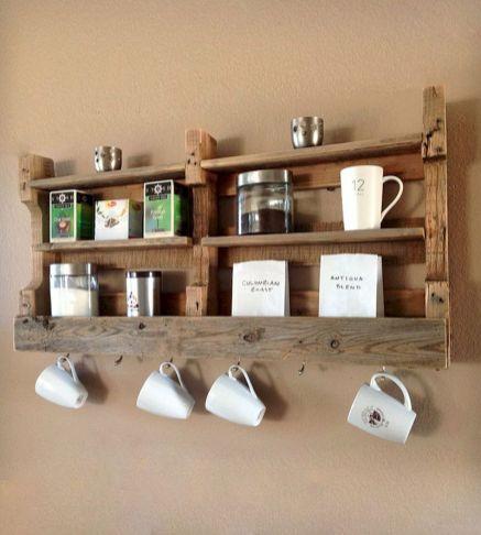 Elegant wine rack design ideas using wood 41