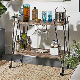 Elegant wine rack design ideas using wood 49