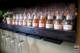 Elegant wine rack design ideas using wood 50