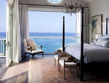 Gorgeous coastal bedroom design ideas to copy right now 04