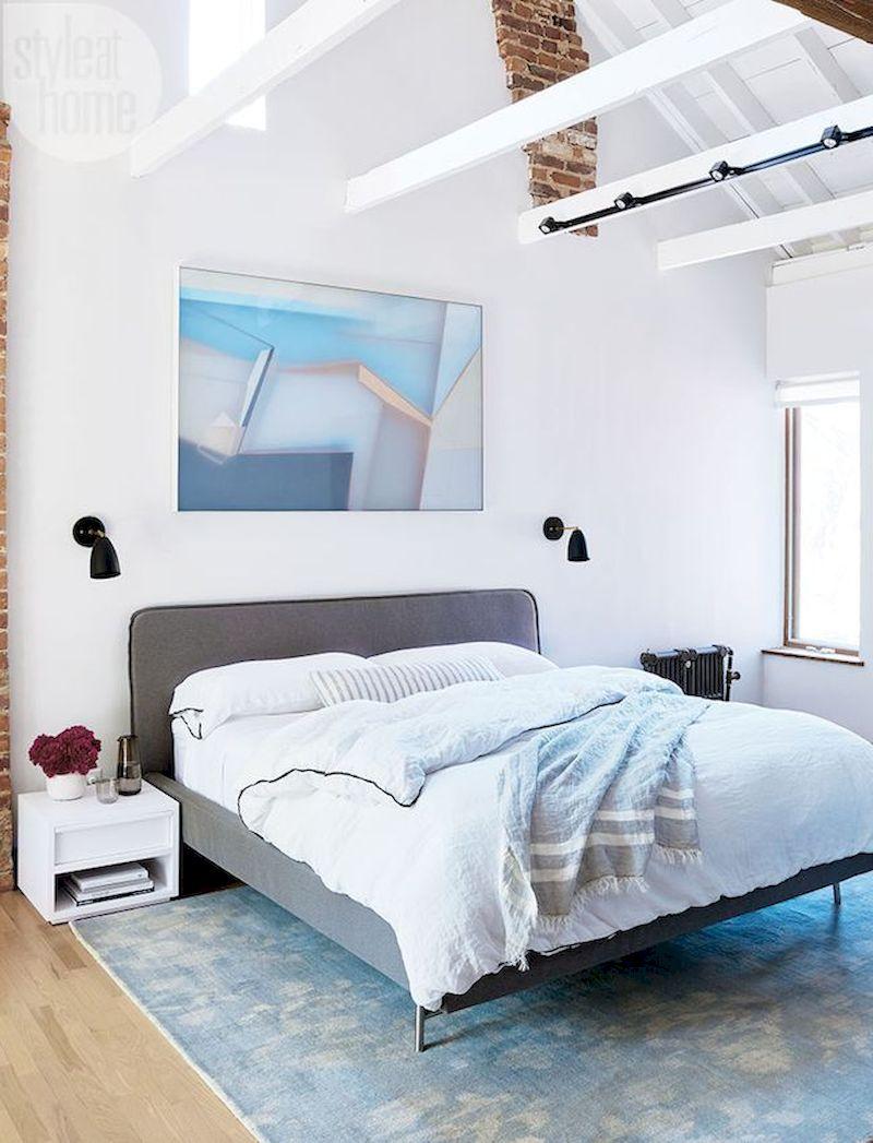 Gorgeous coastal bedroom design ideas to copy right now 08