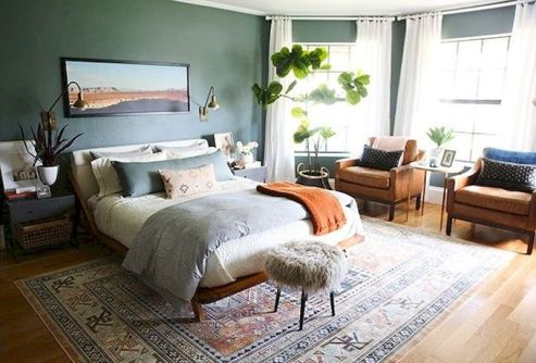Gorgeous coastal bedroom design ideas to copy right now 14