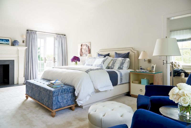 Gorgeous coastal bedroom design ideas to copy right now 21