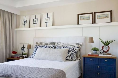 Gorgeous coastal bedroom design ideas to copy right now 23