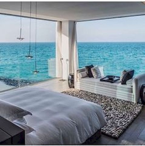 Gorgeous coastal bedroom design ideas to copy right now 24