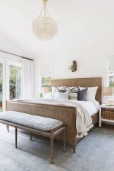 Gorgeous coastal bedroom design ideas to copy right now 28