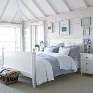 Gorgeous coastal bedroom design ideas to copy right now 34