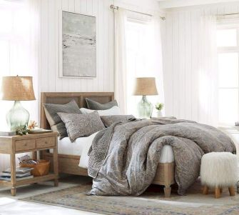 Gorgeous coastal bedroom design ideas to copy right now 41